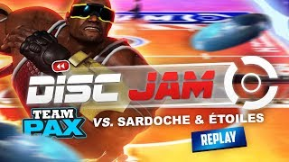 Team PAX vs. Sardoche and ytoiles  Disc Jam