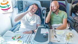 Das war nix! Aeromexico Business Class 787-8 auf Langstrecke | YourTravel.TV