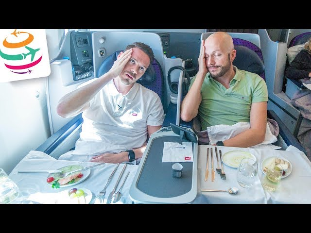 Das war nix! Aeromexico Business Class 787-8 auf Langstrecke   GlobalTraveler.TV
