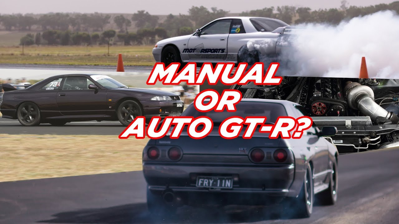 gt r manual