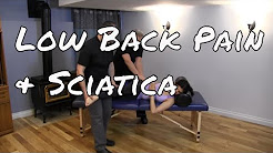 Resolve Your Low Back Pain and Sciatica with Active Release, Manipulation & Exercise
