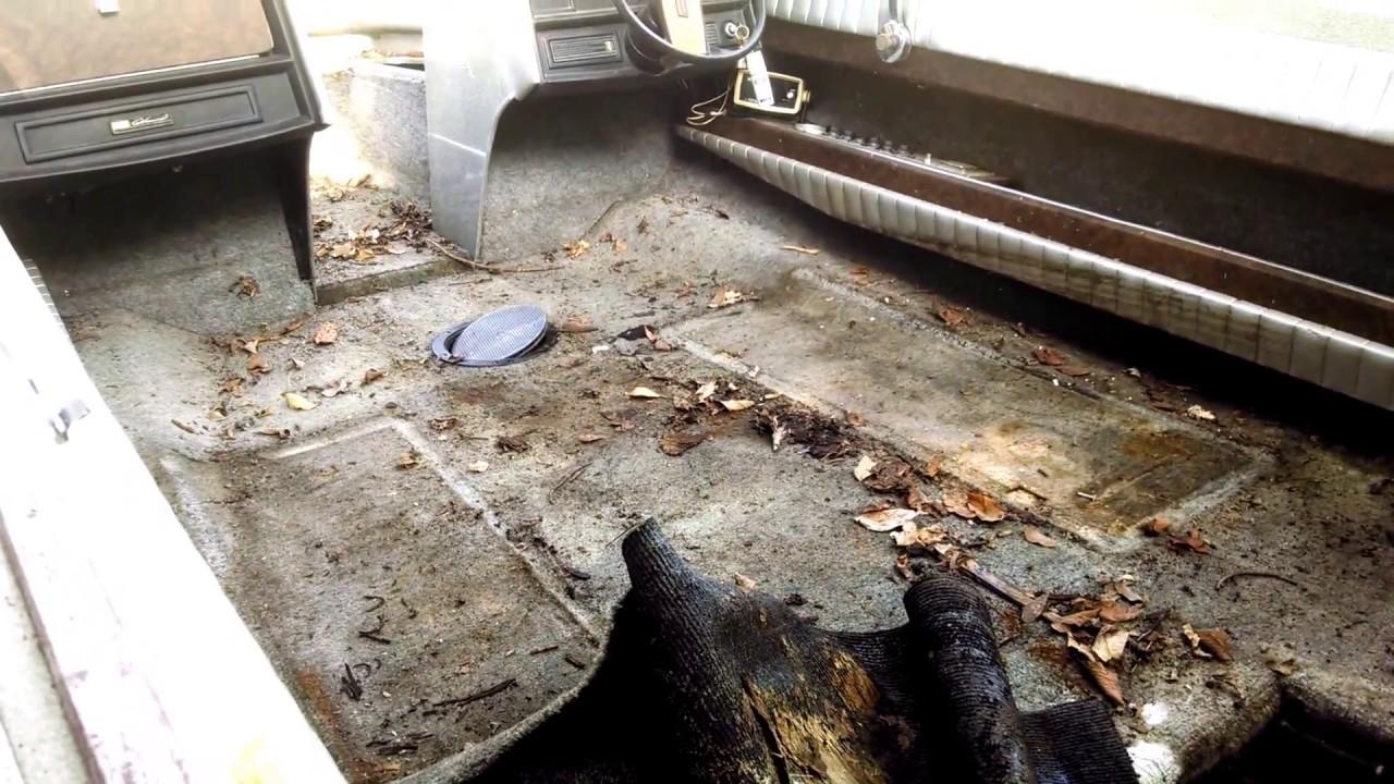 1977 Bob Hammond Boat Stringer Floor Repair Replacement Part 1
