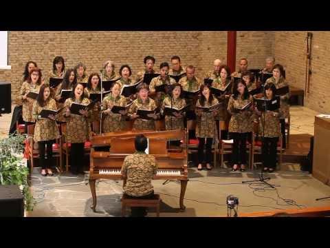 GKIN Amstelveen koor : 'Kau bagian yang terindah'