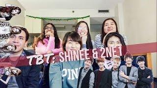 THROWBACK THURSDAY REACTION (2NE1 & SHINee)