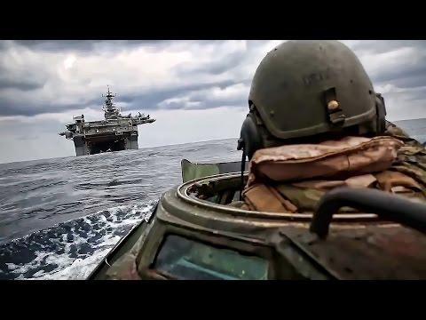 AAV Ship-To-Shore Operations • 31st MEU