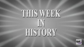 This Week in History:  Roosevelt's 4th term