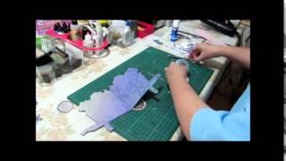 Cup Tv Episode 178 - Robyn Cockburn Makes A Wheelbarrow Shaped Card