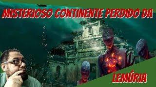 Misterioso continente perdido da Lemúria!!!