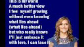 Alyson Stoner - Lost And Found + Lyrics + download link