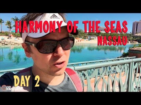 Largest Cruise Ship in the World Day 2, Nassau Bahamas