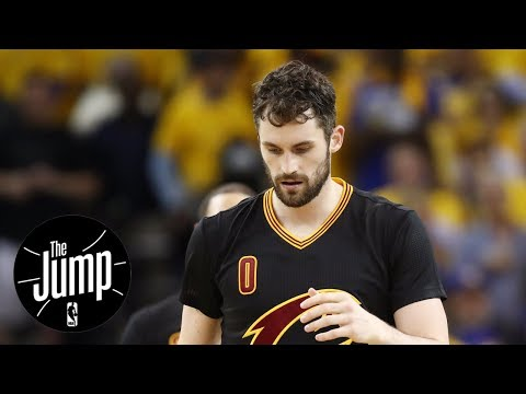 Kevin Love needs to play big for Cavaliers | The Jump | ESPN