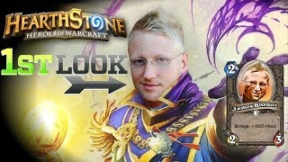 Hearthstone: Heroes of Warcraft - First Look