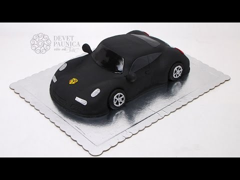How To Make A Subaru Cake