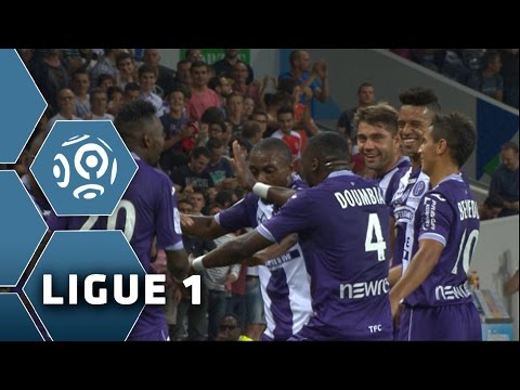 Goal Tongo Hamed DOUMBIA (22') / Toulouse FC - AS Monaco (1-1) - (TFC - ASM) / 2015-16