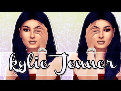 kylie jenner sims 4 create a sim youtube