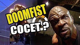 Doomfist сосет или нет ? Overwatch
