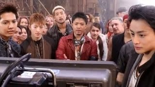 【Hard Knock Days】GENERATIONS from EXILE TRIBE 【MV PV メイキング動画】「ワンピース」主題歌 アニメ