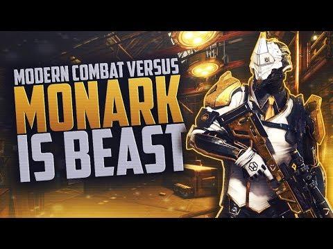 Modern Combat Versus - MONARK IS SO GOOD!!! - My Favorite Agent