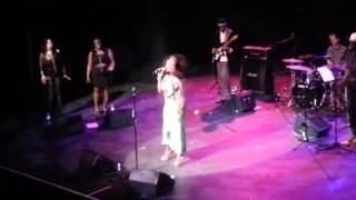 Sandra St Victor - Live @ The Hackney Empire, London  16-05-14 (8)