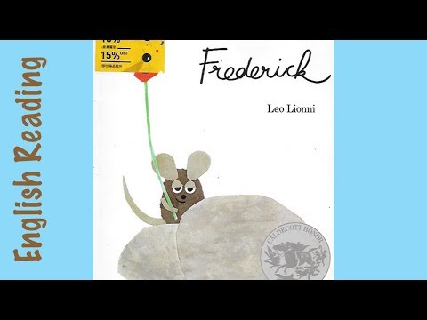 Frederick By Leo Lionni   Read Aloud   Story Book   Children Story   Bedtime Story