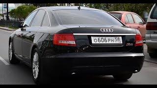 Надежный Audi A6 C6 3.0 tdi quattro, обзор (47 серия)