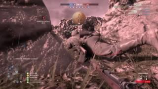 Battlefield 1 : 3 Campeurs farcis, pas de soucis !