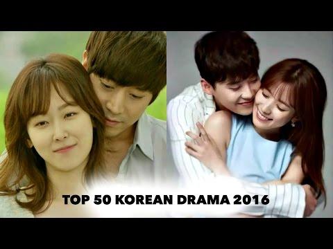 Top 50 Korean Drama of 2016