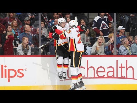 Johnny Gaudreau pulls out jaw-dropping move on breakaway for OT winner!