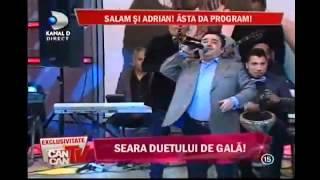ADRIAN MINUNE - DE CE AI PLECAT DIN VIATA MEA (LIVE LA CANCAN TV)