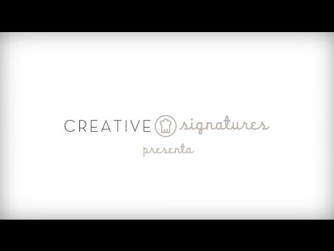 Cursos de cuina on line de Creative signatures