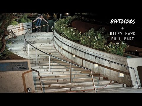 Riley Hawk in Outliers | TransWorld SKATEboarding