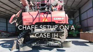 Video WS Case header and chaffline setup download MP3, 3GP, MP4, WEBM, AVI, FLV November 2017