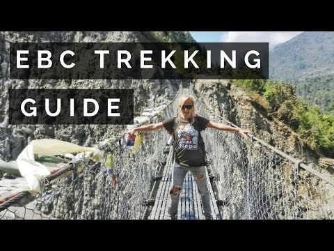 WHAT TO EXPECT ON THE EVEREST BASE CAMP TREK | HOW TO TRAVEL ON $30 A DAY | Ep 51