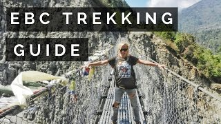 what to expect on the everest base camp trek how to travel on 30 a day ep 51