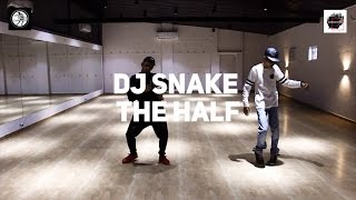The Half | DJ Snake | Dance Choreography by Avi Shah & Dharmik Samani