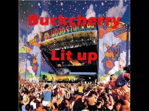 Buckcherry - Lit Up (Woodstock '99)