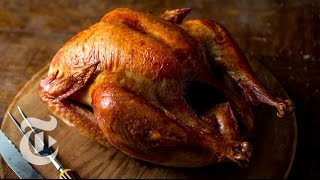 How to Carve a Turkey | The New York Times
