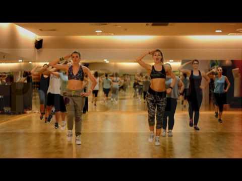 Policeman Eva Simons Zumba choreography Zumba with Natalia Danielczak.