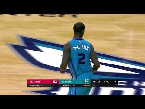 Charlotte Hornets vs. Los Angeles Clippers - November 18, 2071