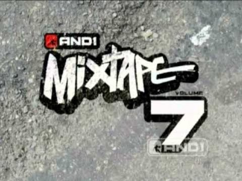 AND1 Mixtape Vol 7