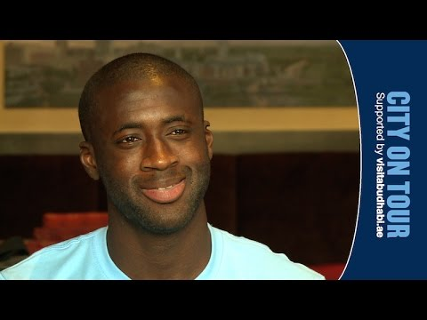 "YAYA TOURE EXCLUSIVE | ""I want to stay as long as I can"""