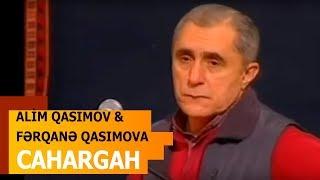 Alim Qasımov & Fərqanə Qasımova & Hacı Aqil Məlikov -  Cahargah - Ustad Dərsi - İctimai TV