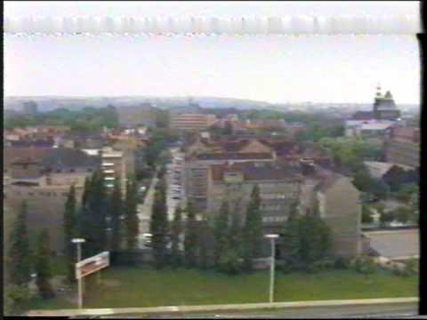 Poland 1992: Szczecin