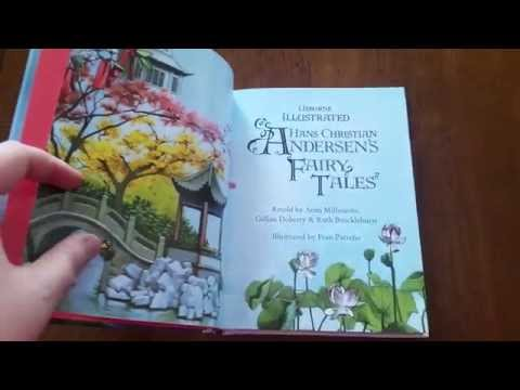 Illustrated Hans Christian Andersen's Fairy Tales - Usborne Books and More
