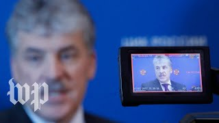 Who Is Pavel Grudinin?