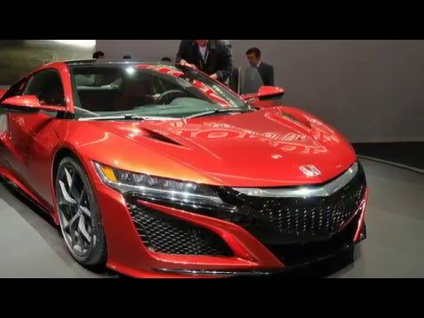 Good 2017 Honda NSX Luxury Cars Great Pictures