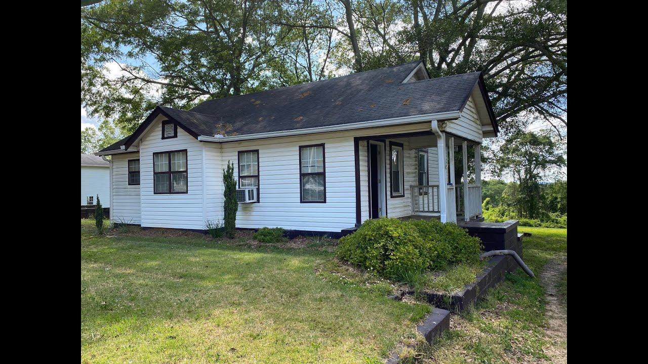 121 Old Hwy 27, Roopville, GA 30170