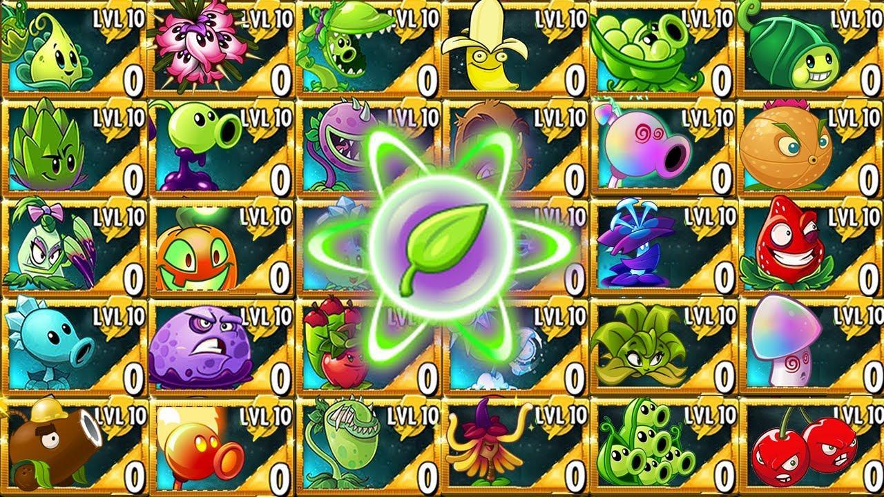 Download PvZ 2 Challenge - All Plants Max Level Power Up Gargantuar Zombie - Which Plant 's Best?