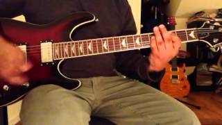 mercedez benz guitar lesson