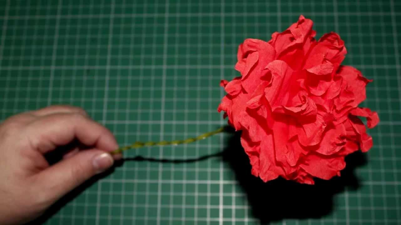 Цветок гвоздика своими руками фото 771